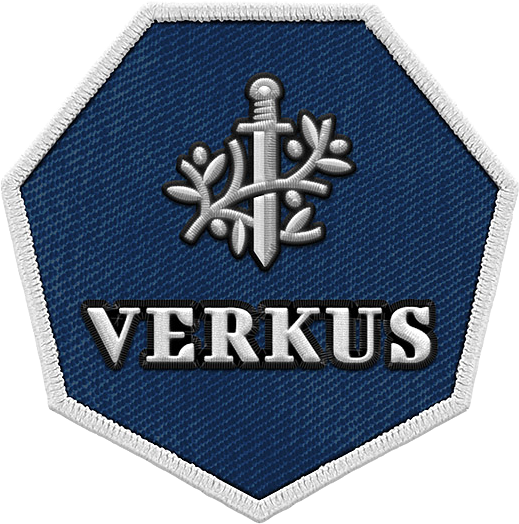 verkus_embroidered_patch_blue_gray