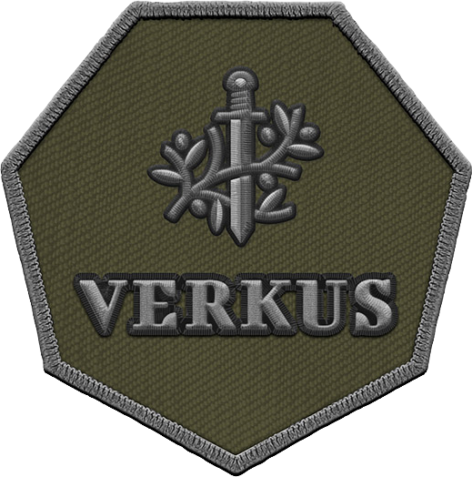 verkus_embroidered_patch_olive_green_gray